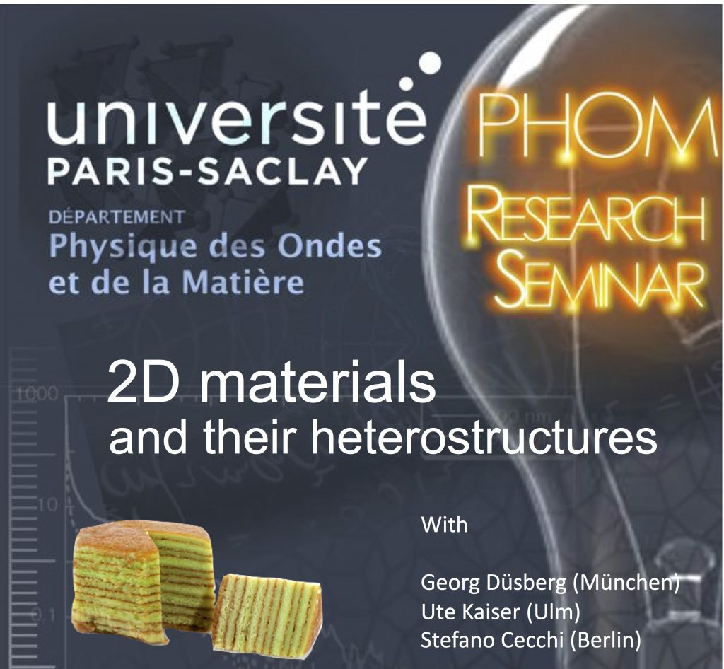 2D Materials and their Heterostructures